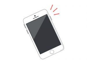 幸運を呼ぶスマートフォン